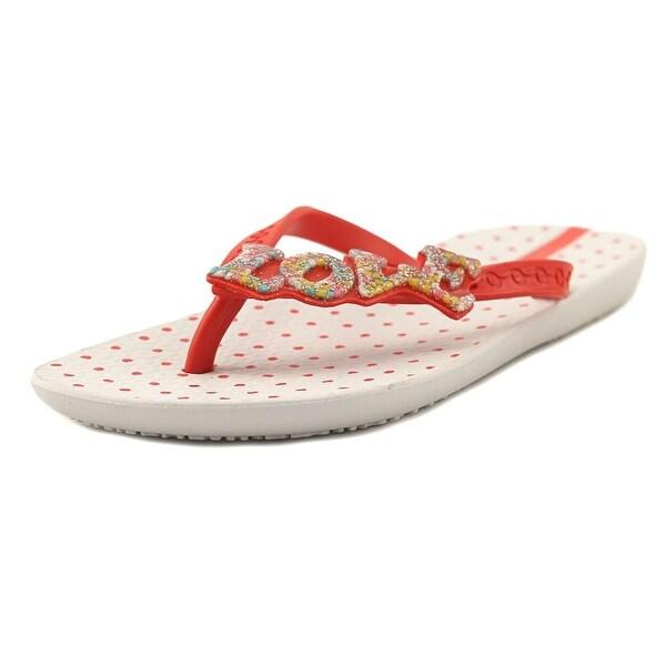 Ipanema Sprinkle K White/Red Sandals