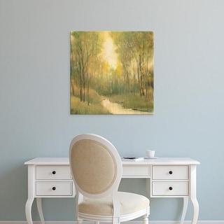 Easy Art Prints Tim OToole's 'Forest Sanctuary I' Premium Canvas Art