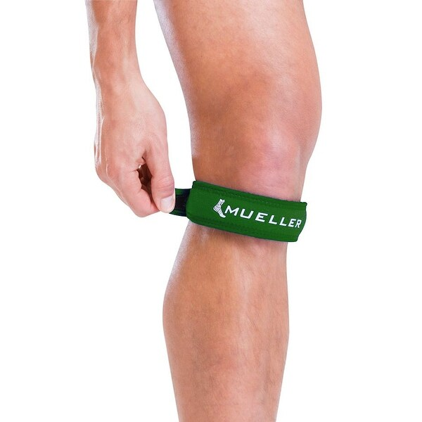 0b9d6fd552 Shop Mueller Jumper's Knee Strap - Green - Free Shipping On Orders Over $45  - Overstock - 16179841