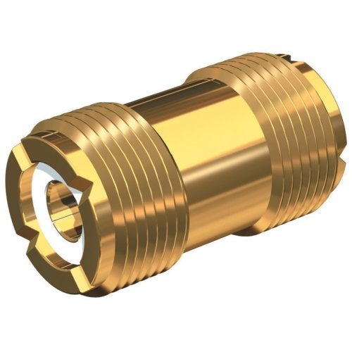 Gold Plated Barrel Connector For Pl-259