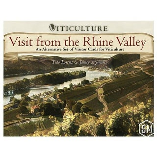 Stonemaier Games STM108 Viticulture Visit From the Rhine Valley