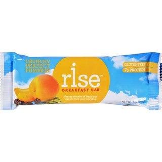 Rise Bar - Crunchy Pumpkin Bar ( 12 - 1.4 OZ)