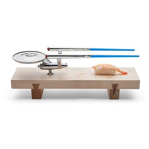 Star Trek U S S Enterprise Sushi Set - Multi