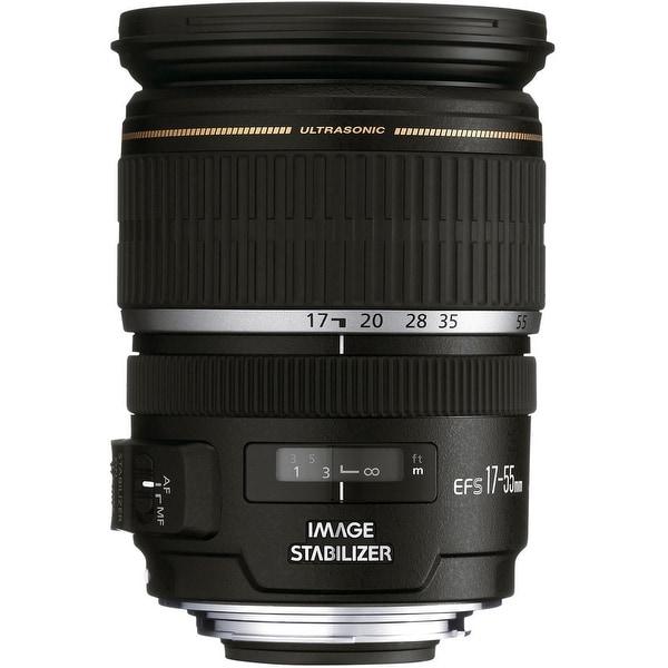 Canon EF-S 17-55mm f/2.8 IS USM Lens (International Model)