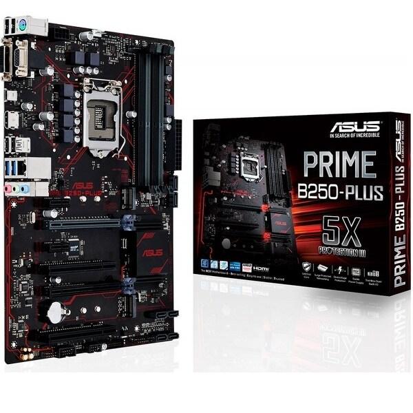 Asus - Motherboards - Prime B250-Plus