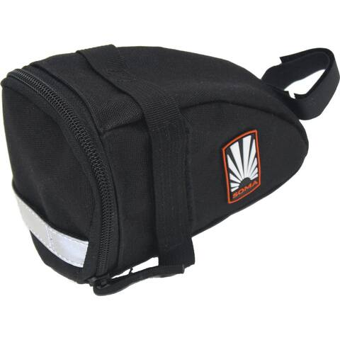 Soma natoma road wedge black 65ci bag seat