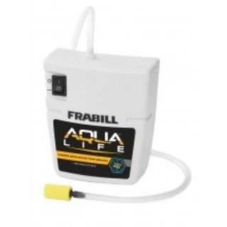Frabill Aerator Quite Portable 10gal 2/D Battery