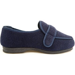 Cosy Comfort by Coolers Mens Slip On Adjustable Loafer Slippers - 9