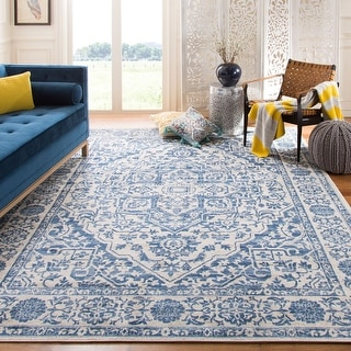 Link to Safavieh Brentwood Myrtice Traditional Oriental Rug Similar Items in Farmhouse Rugs