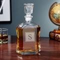 Argos Block Monogram Liquor Decanter - Thumbnail 0