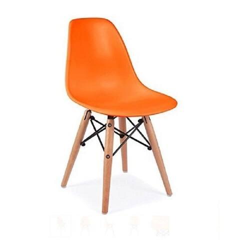 Kids Eiffel Dining Chair, Single