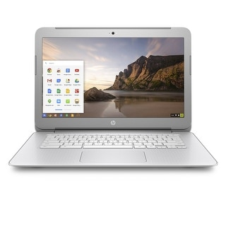 "HP Chromebook 14-ak010nr 14"" Laptop Intel N2840 2.16 GHz 2GB 16GB eMMC Chrome OS"
