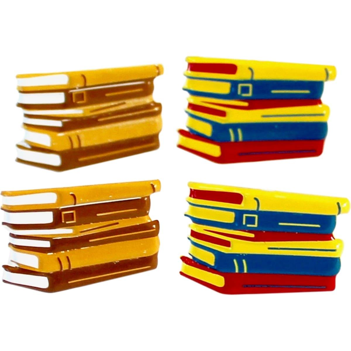 Eyelet Outlet Shape Brads 12//Pkg-Straw Hats