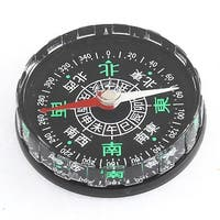 45mm Diameter Round Dial Portable Sensitive Compass for Outdoor Hiking Travel