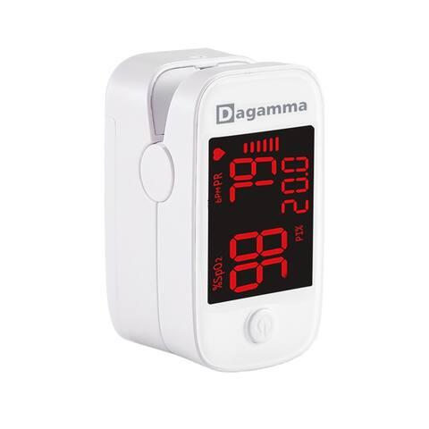 Finger Pulse Oximeter DP200 by Dagamma