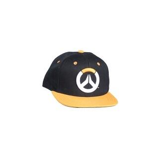 Overwatch Logo Snapback Hat