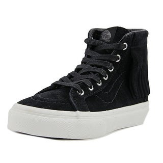 Vans SK8 Hi Moc Women Round Toe Suede Sneakers (Option: 2)