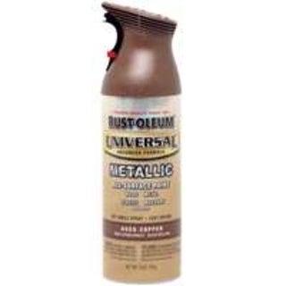 Rust Oleum 249132 Universal Aged Copper Metallic Spray, 12 Oz