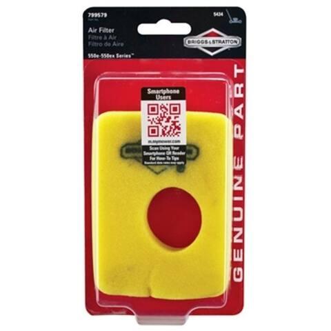 Briggs & Stratton 5434K Air Filter Cartridge