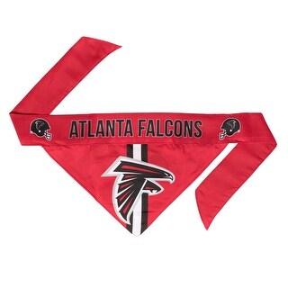 Atlanta Falcons Pet Bandanna Size XL