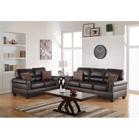2-PC Sofa Set