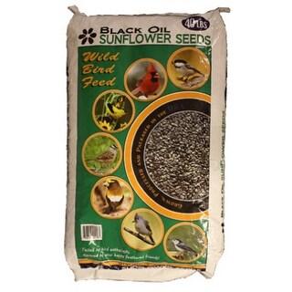 Jrk Seed B110040 Black Sunflower Wild Bird Food, 40 lbs