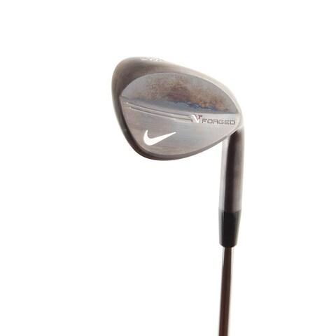 New Nike VR Forged Black Oxide Wedge 48.10* Uniflex Steel RH