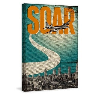 Marmont Hill Soar Print on Canvas
