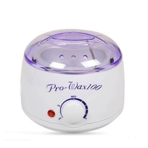 Electric Wax Heater Paraffin Warmer Pot 500ml 0.5L - White - 220V