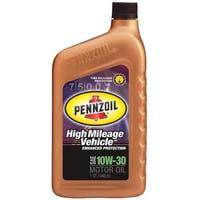 Sopus Products/Lubrication 10W30 Pennzoil Motor Oil 550022812 Unit: QT Contains 6 per case