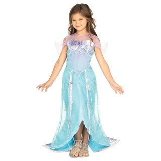 Child Mermaid Princess Costume (2 options available)
