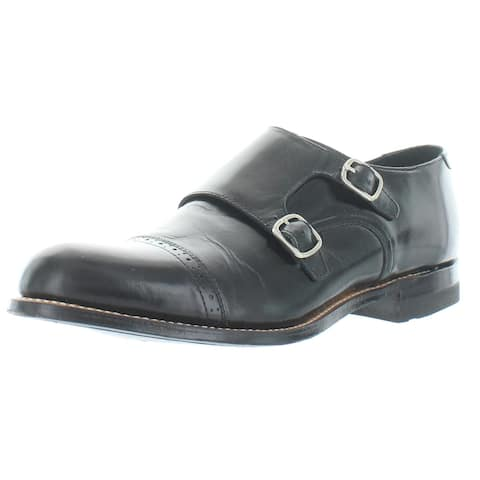 Stacy Adams Mens Madison Oxfords Leather Buckle