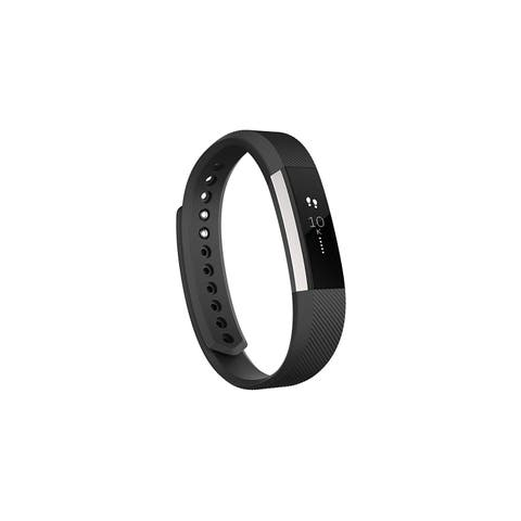 Fitbit Alta Fitness Tracker, Silver/Black (US Version)