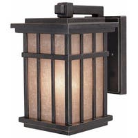 Dolan Designs 9140 Craftsman / Mission 1 Light Outdoor Wall Sconce from the Freeport Collection