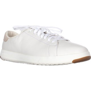 Cole Haan GrandPro Tennis Lace Oxford Fashion Sneakers, Optic White