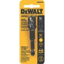 "DeWalt 1/2"" Ir Socket Adapter"