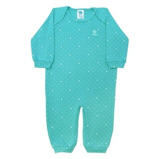 Baby Jumpsuit Unisex Long Sleeve Polka Dot Pulla Bulla Sizes 0-18 Months