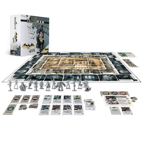 Talisman: Batman Super-Villains Edition Board Game - Multi