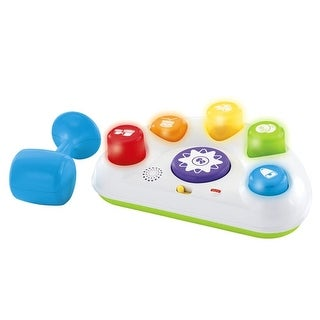 Fisher Price Tappin' Beats Bench Tapping Beats Bench