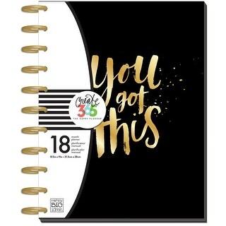 Create 365 Big Planner-Horizontal You Got This