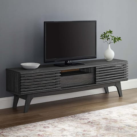 Carson Carrington Espoo Mid-century Modern TV Stand