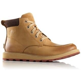 Sorel Madson Moc Toe Boot, Mens - Buff