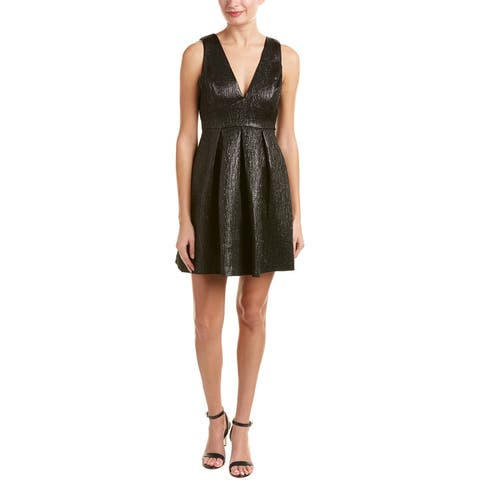 Susana Monaco Maddie A-Line Dress