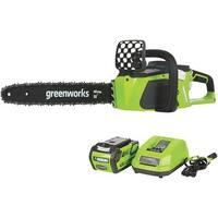 """Greenworks Tools Gw 40V 16"""" Chainsaw 20312 Unit: EACH"""