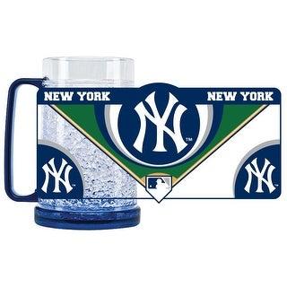 New York Yankees Mug Crystal Freezer Style