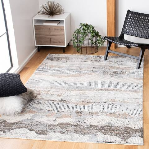 Safavieh Mayflower Zoraida Modern Abstract Rug