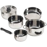 Stansport 369 7-Piece Cook Set