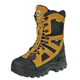 "Wood N Stream Outdoor Boots Mens 12"" Endeavor Extreme WP Black 2440"