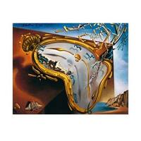 ''Montre Molle'' by Salvador Dali Museum Art Print (15.75 x 19.75 in.)