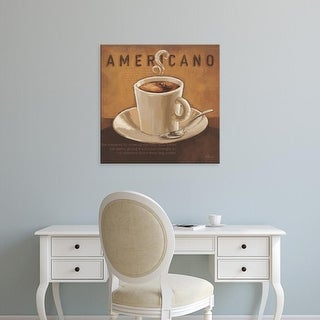 Easy Art Prints Janelle Penner's 'Coffee and Co II' Premium Canvas Art